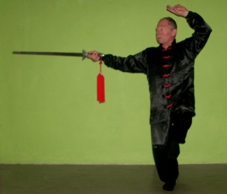 42 forms sword